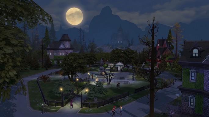The Sims 4 Pacote de Jogo Vampiros já está disponível!