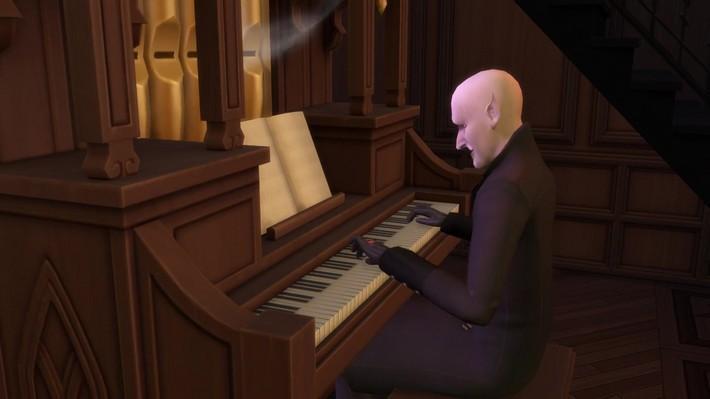 6 coisas para se empolgar com o The Sims 4 Pacote de Jogo Vampiros 7