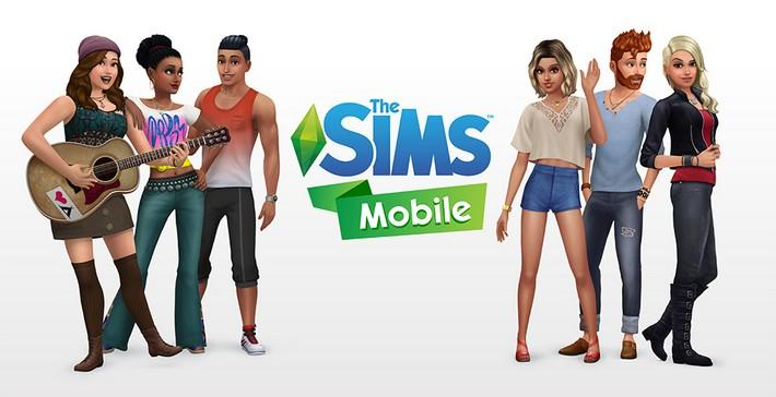 Crie o legado dos seus Sims onde você estiver com o The Sims Móvel, que já está disponível!