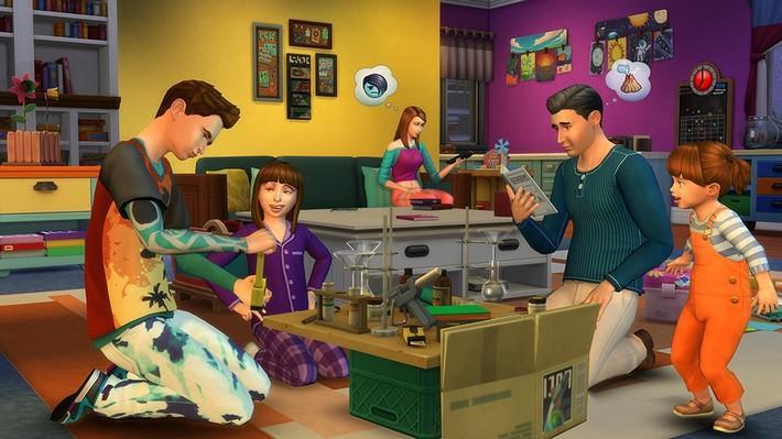 Torne-se um pai ou mãe Sim melhor com o The Sims 4 Pacote de Jogo Vida em Família! 5