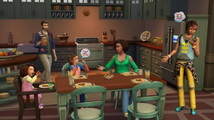Saiba tudo sobre os valores de caráter no The Sims 4 Pacote de Jogo Vida em Família