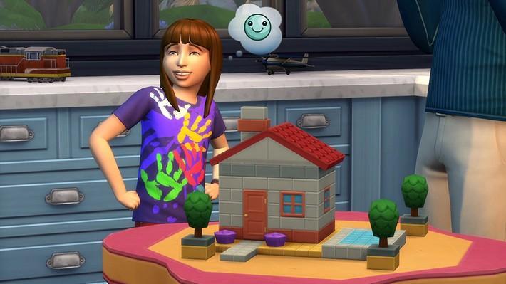 The Sims 4 Pacote de Jogo Vida em Família já está disponível!