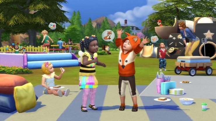The Sims 4 Bebês Coleção de Objetos vem aí para animar mais ainda!