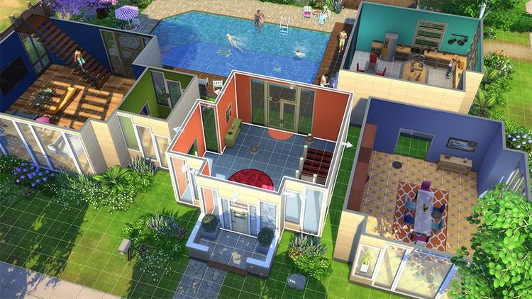 The Sims 4 para PlayStation 4 e Xbox One