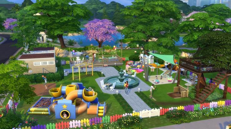 Lindas construções de The Sims 4 que vai amolecer seu coração 6