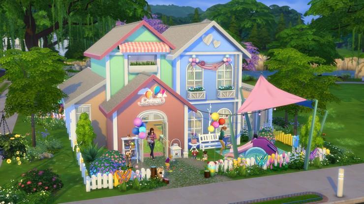 Lindas construções de The Sims 4 que vai amolecer seu coração 5