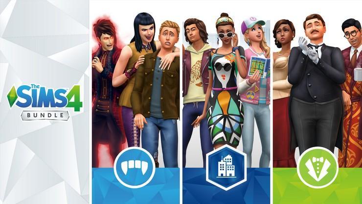 Novas experiências de The Sims 4 chegando para os consoles 2