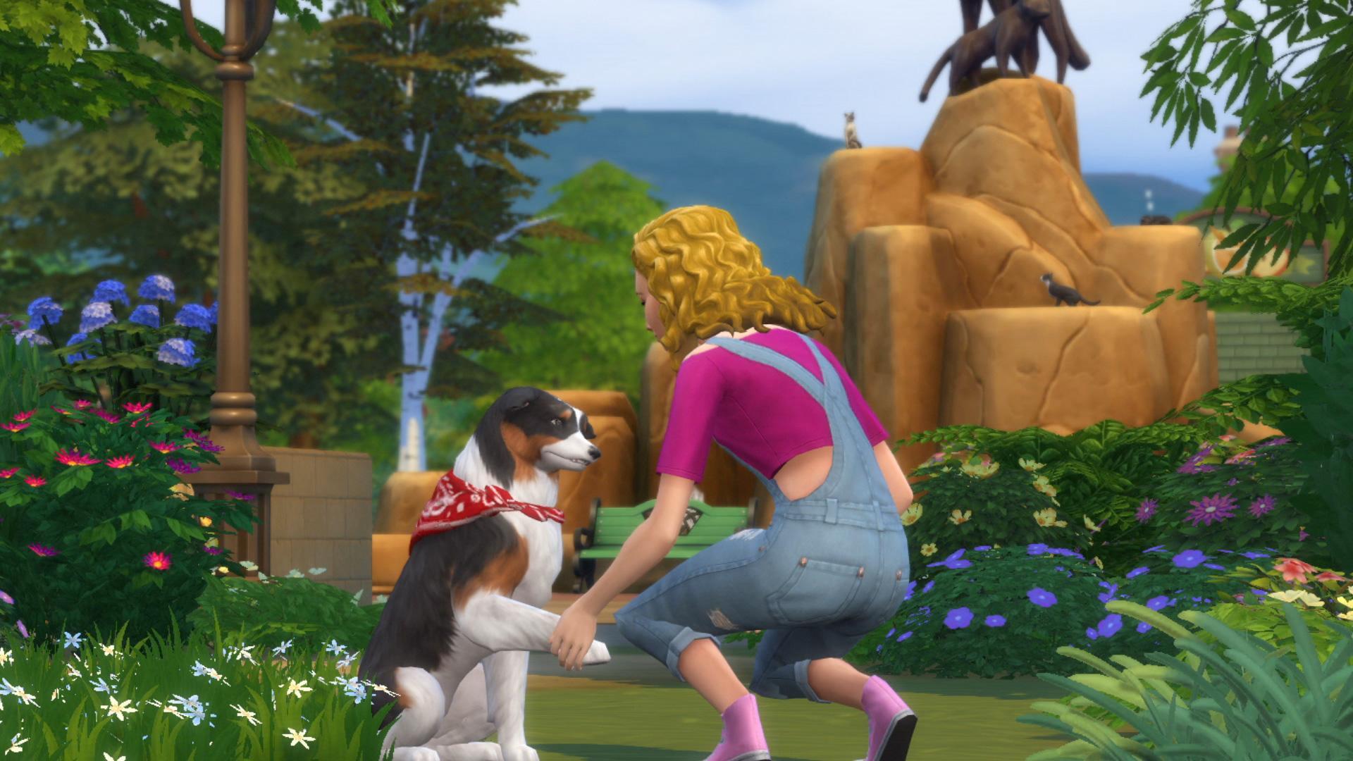 Qual é o seu animal perfeito para The Sims 4? 4