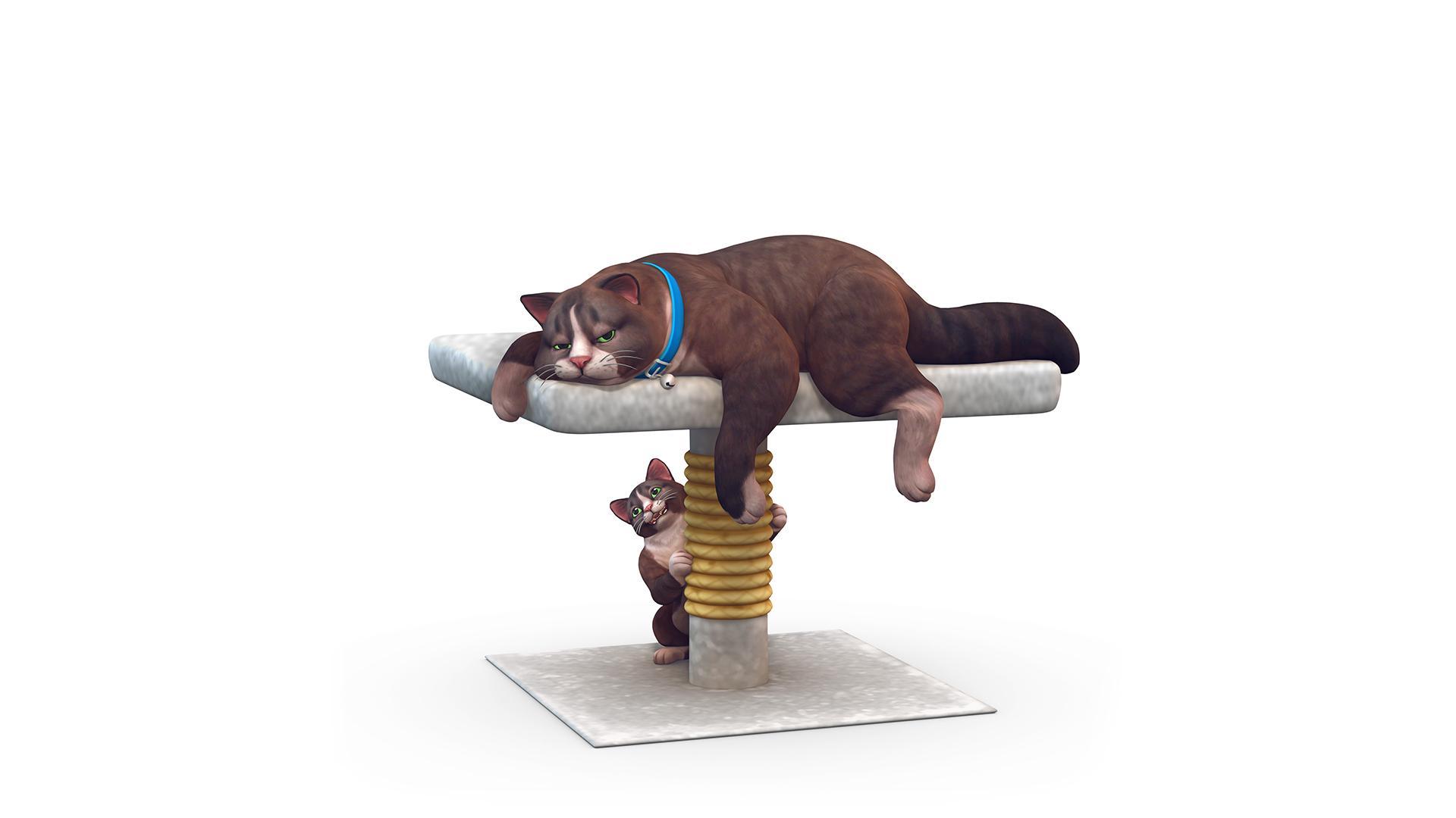 Qual é o seu animal perfeito para The Sims 4? 3