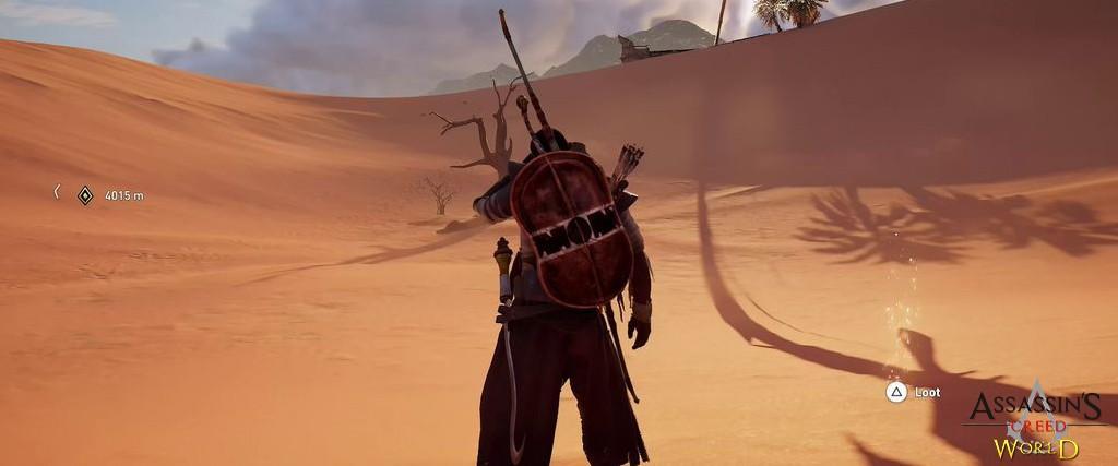 Localização e solução de todos os Papiros em Assassin's Creed Origins 146