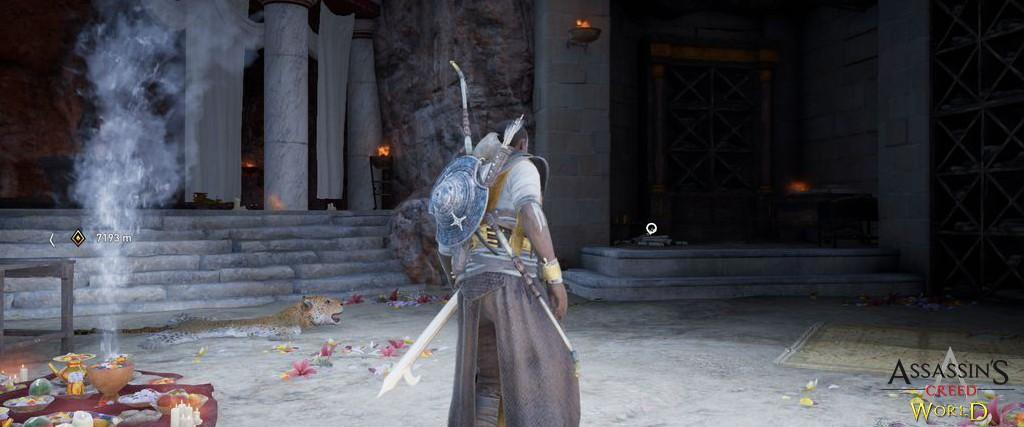 Localização e solução de todos os Papiros em Assassin's Creed Origins 168