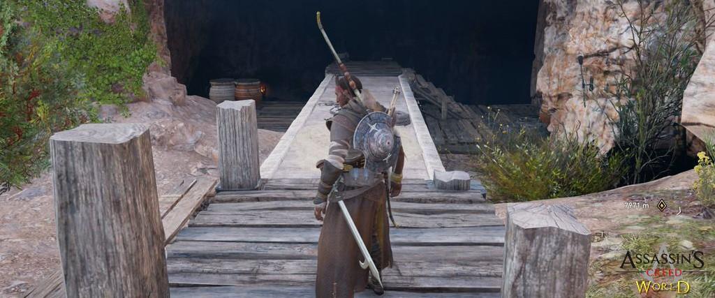 Localização e solução de todos os Papiros em Assassin's Creed Origins 170