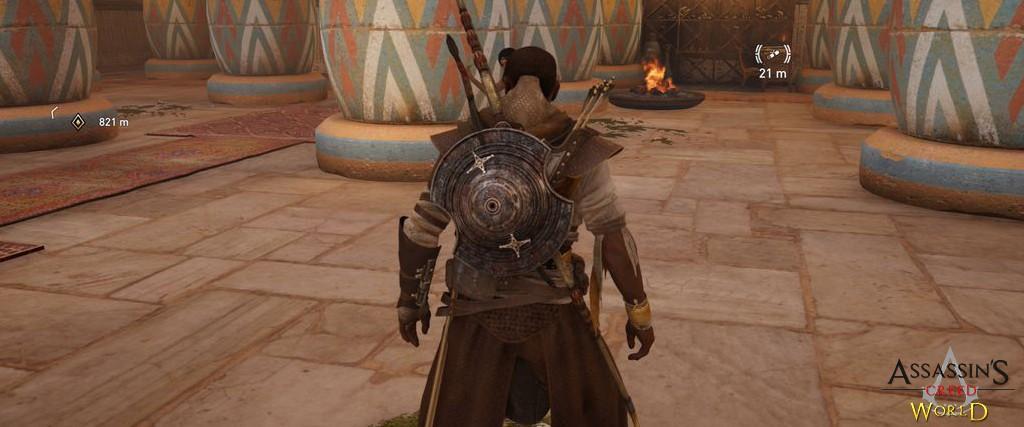 Localização e solução de todos os Papiros em Assassin's Creed Origins 172