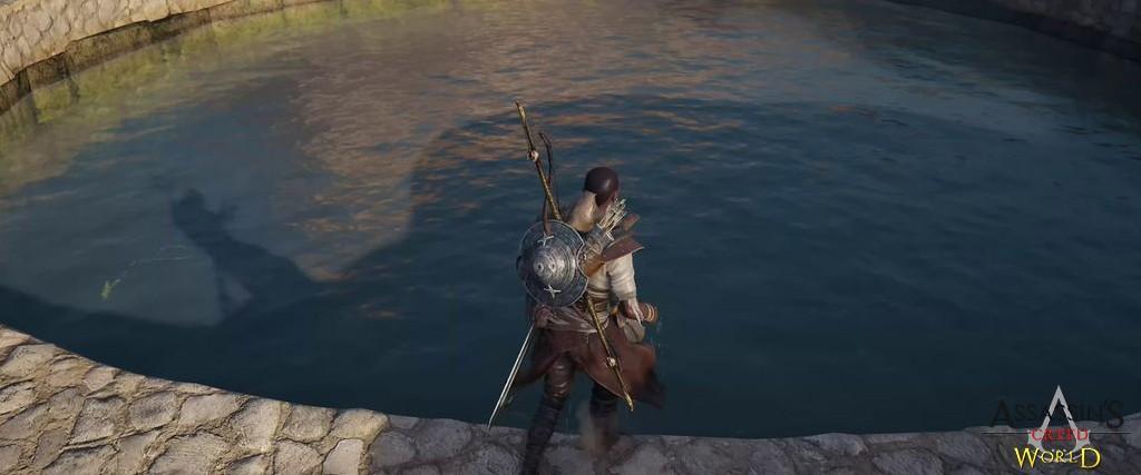 Localização e solução de todos os Papiros em Assassin's Creed Origins 106