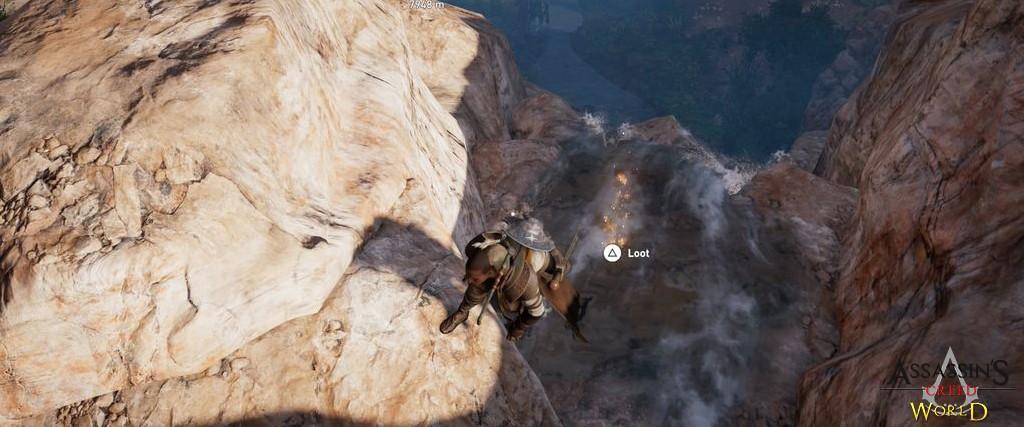 Localização e solução de todos os Papiros em Assassin's Creed Origins 190