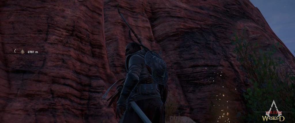 Localização e solução de todos os Papiros em Assassin's Creed Origins 198