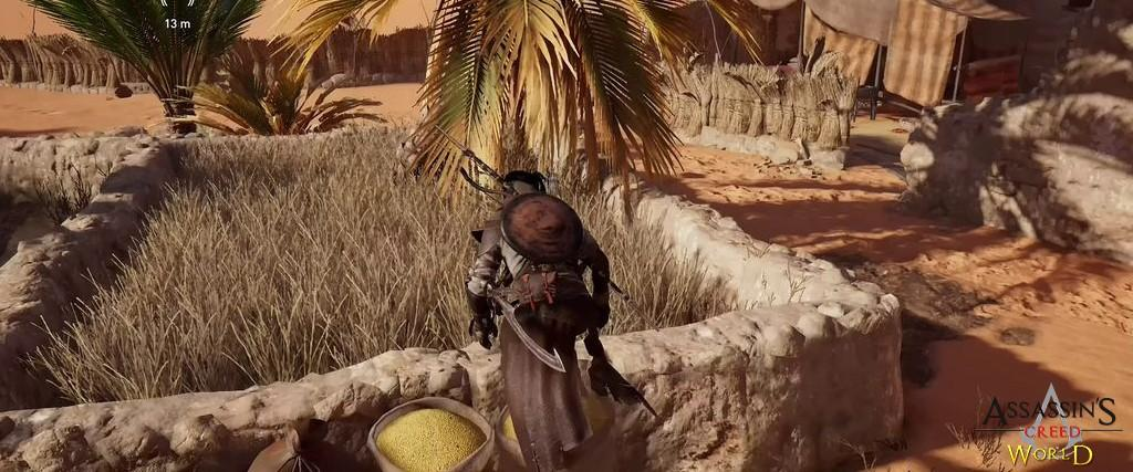 Localização e solução de todos os Papiros em Assassin's Creed Origins 110