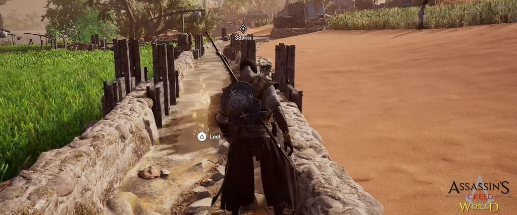Localização e solução de todos os Papiros em Assassin's Creed Origins 130