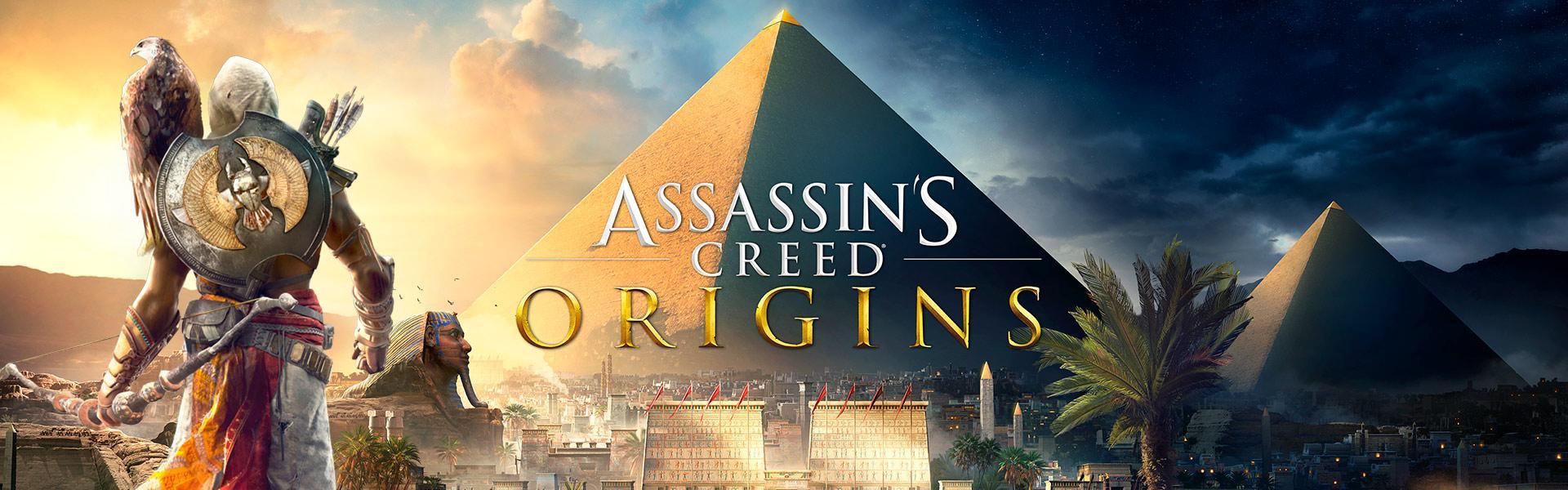 Saiba tudo sobre Assassin's Creed Origins