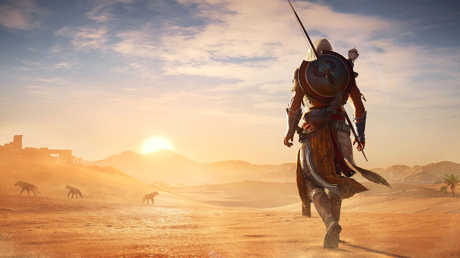 Conseguir todos troféus e conquistas de Assassin's Creed Origins nunca foi tão fácil