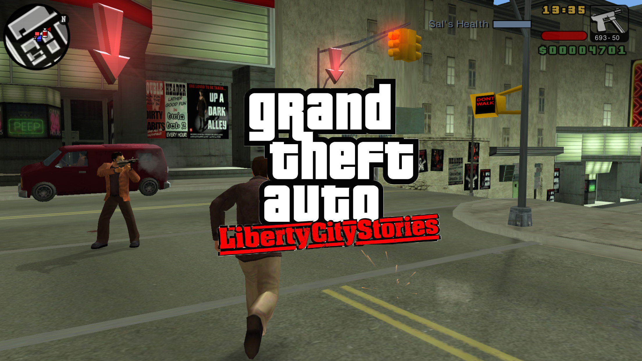 GTA Mania GTA Liberty city