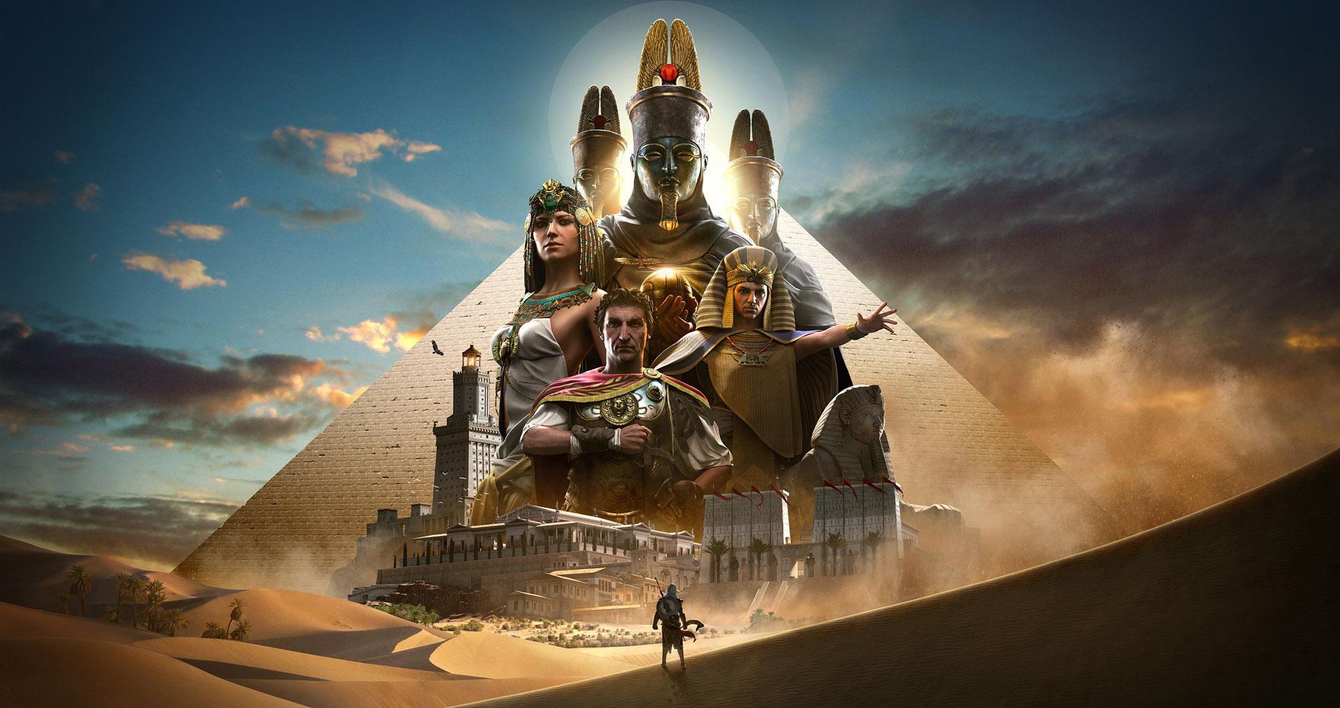 Saiba tudo sobre Assassin's Creed Origins 41