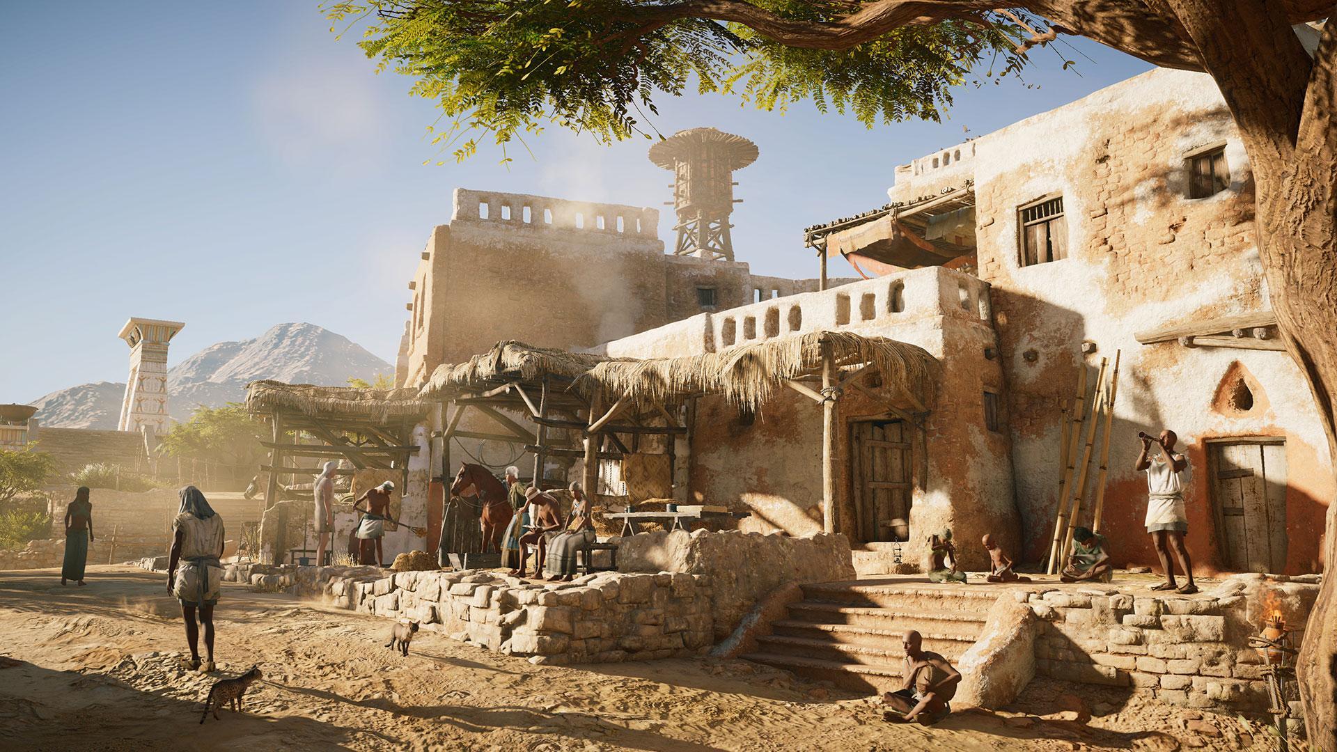 Saiba tudo sobre Assassin's Creed Origins 40