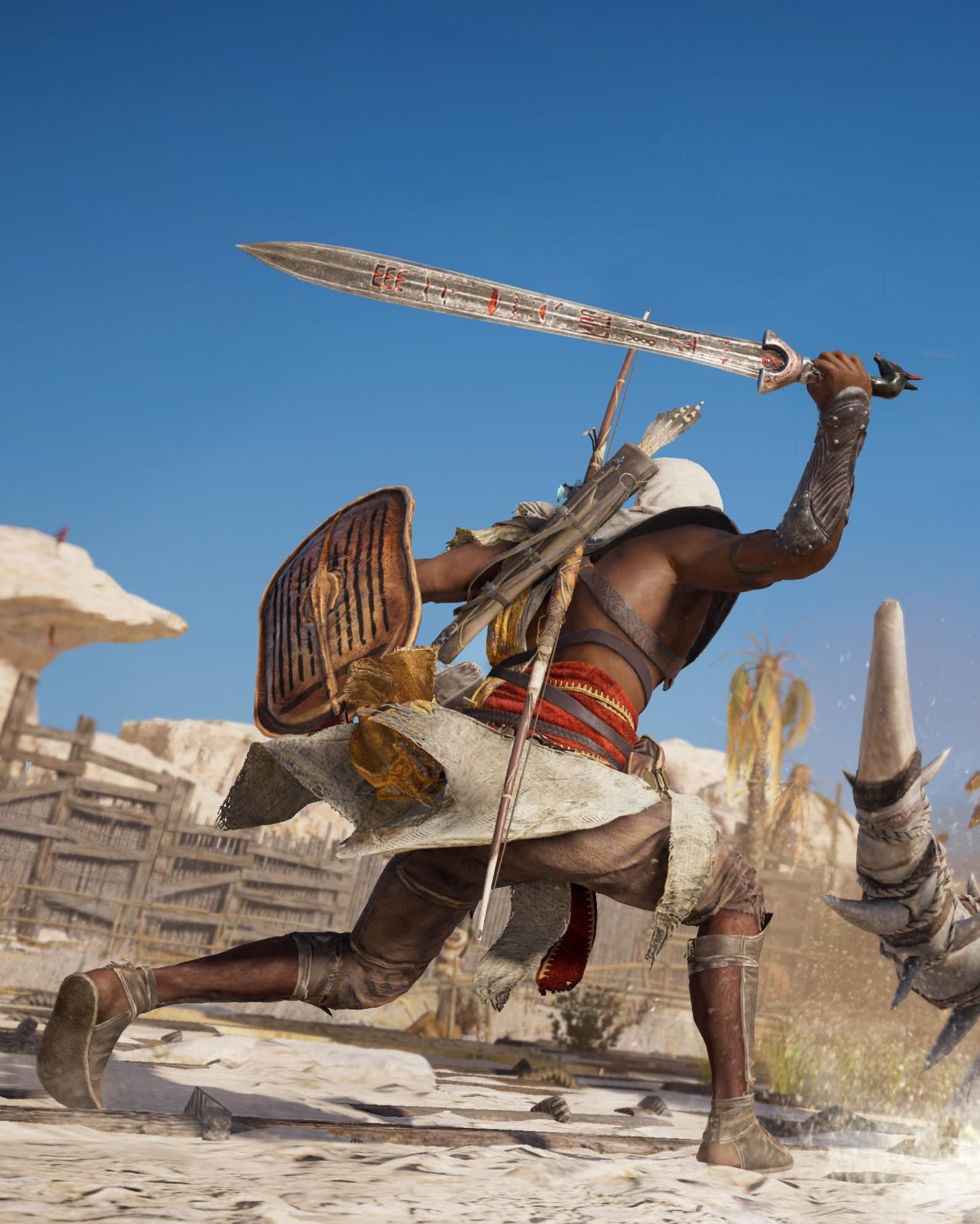 Assassin's Creed Origins: Análise 6