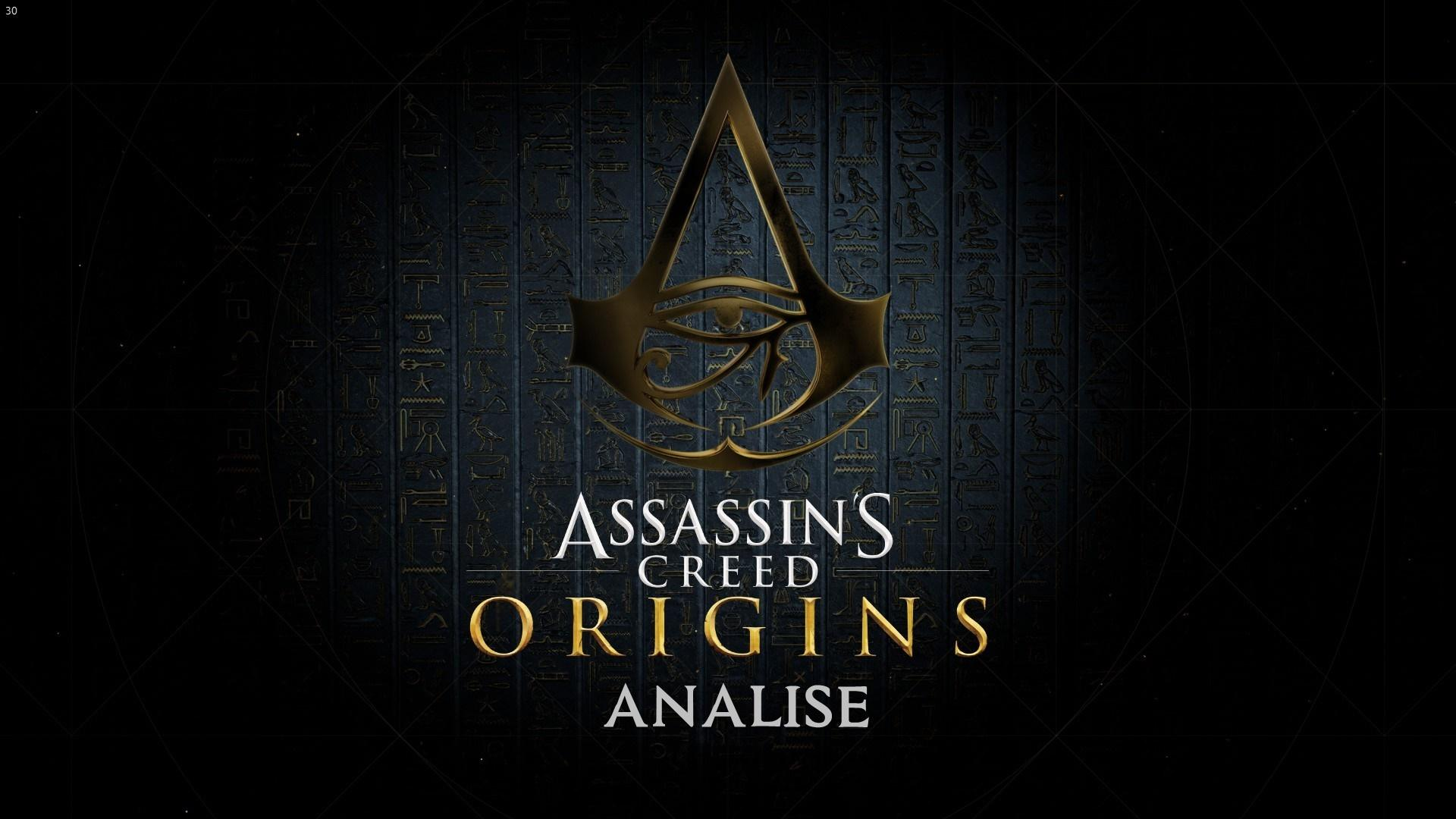 Assassin's Creed Origins: Análise