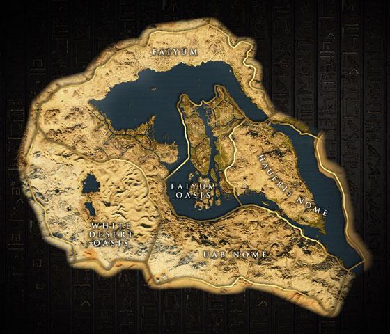 Saiba tudo sobre Assassin's Creed Origins 28
