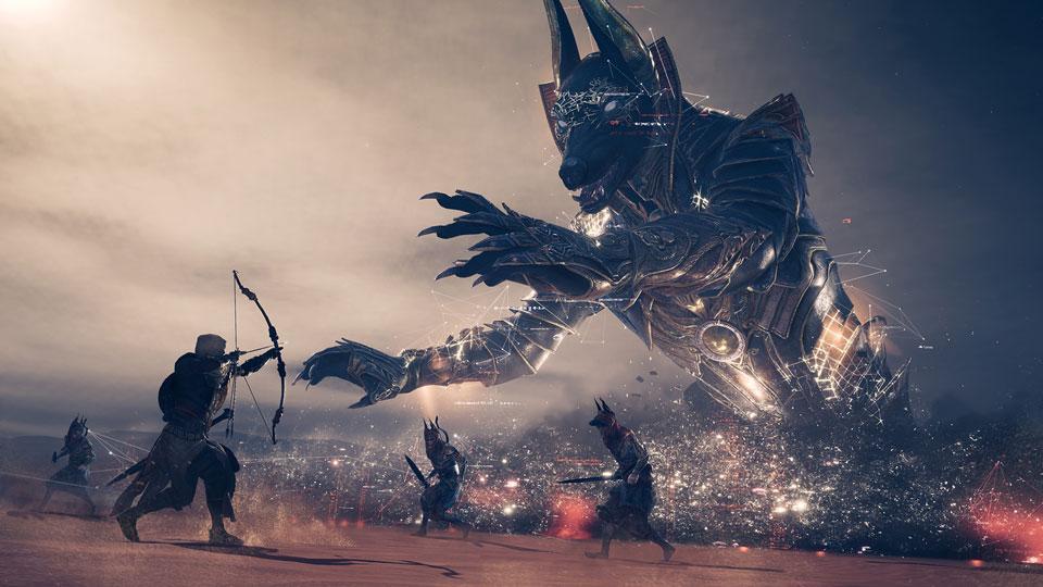Assassin's Creed Origins: Provação dos Deuses