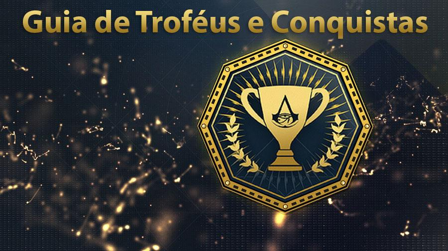 Guia de Troféus e Conquistas - Assassin's Creed Origins
