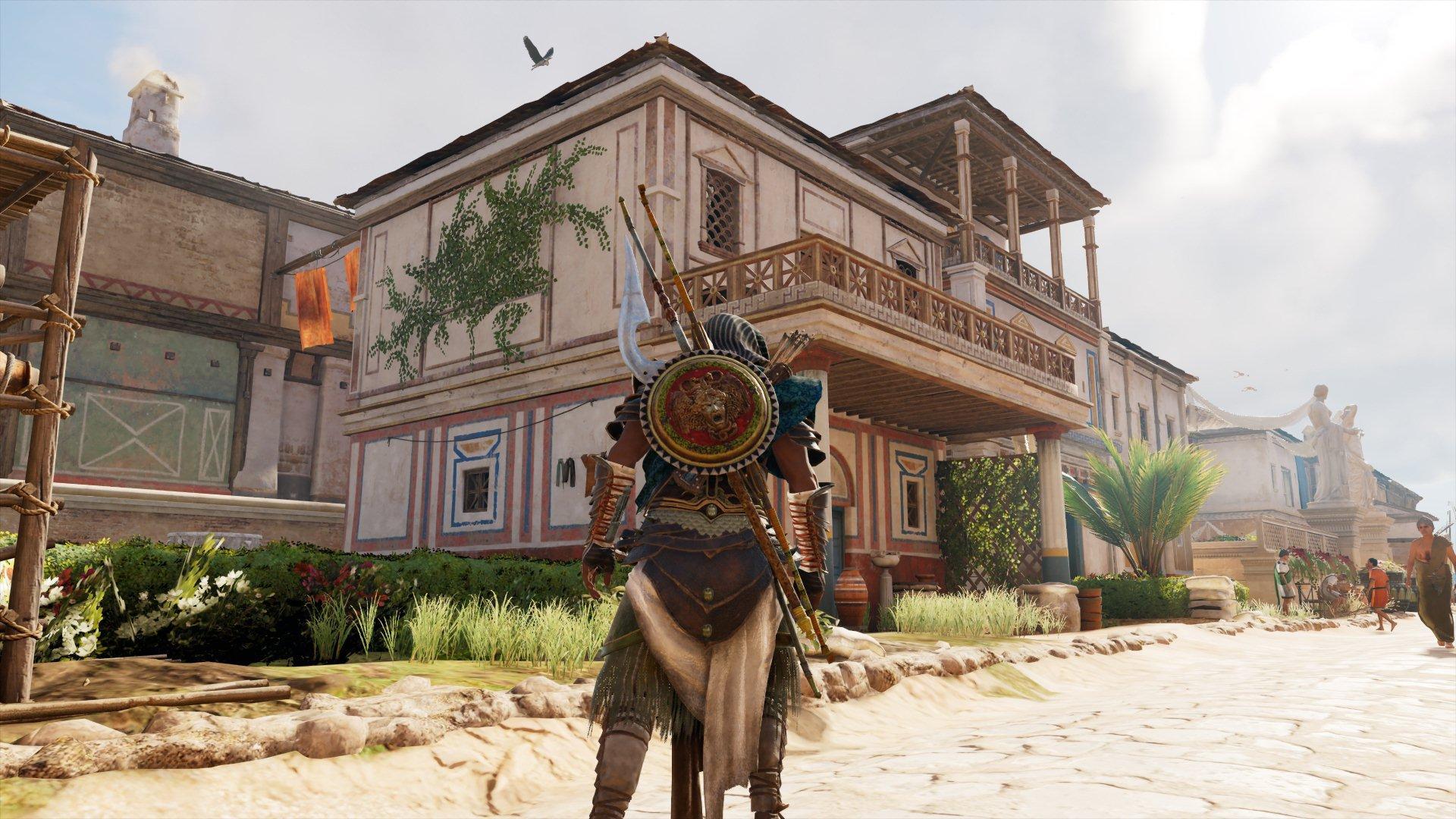 Easter Egg: Orgia em Assassin's Creed Origins - Saiba como encontrá-lo!