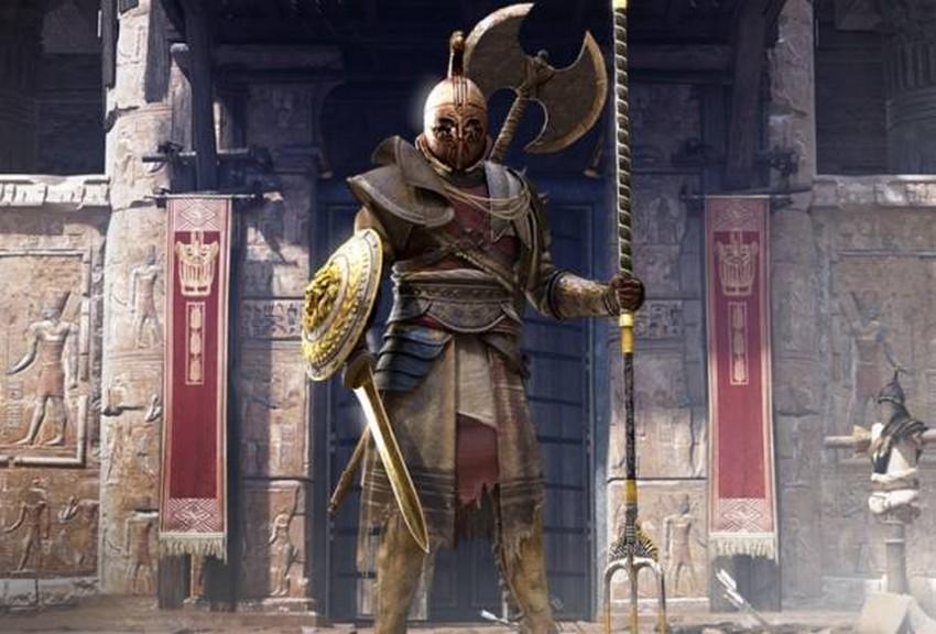 Atualizações de Dezembro para Assassin's Creed Origins