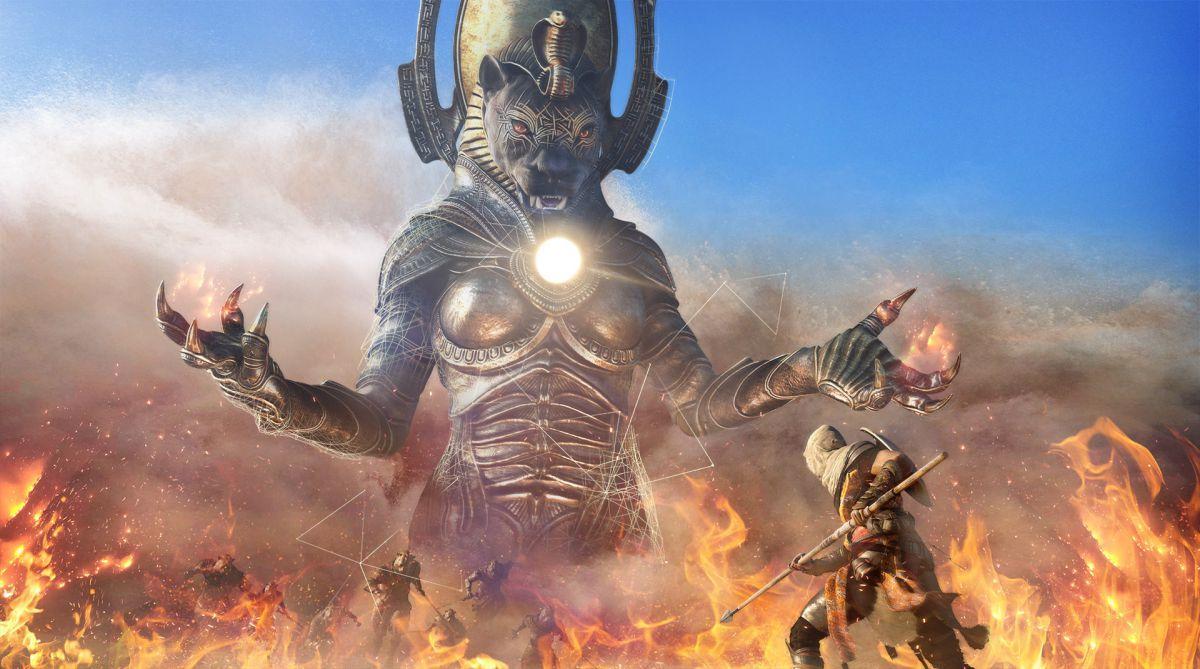 Julgamento dos deuses: Sekhmet - JÁ DISPONÍVEL!
