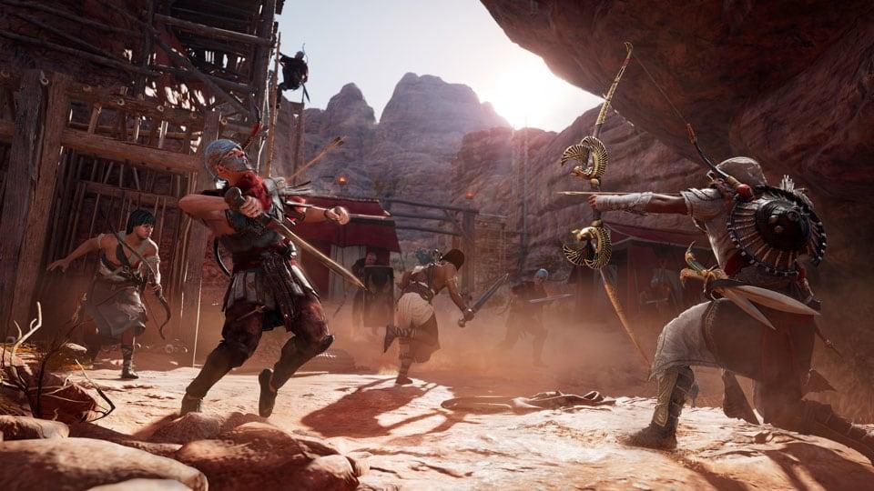 Assassin's Creed Origins: Apresentando o Novo Jogo +