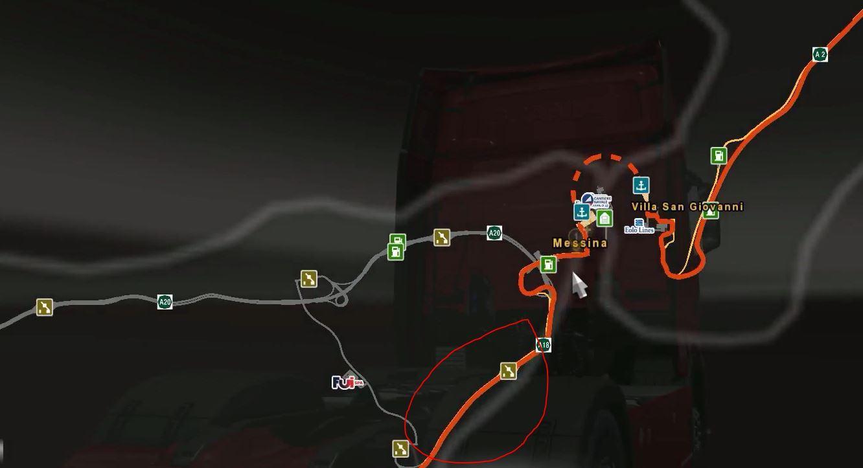 Guia de Conquistas para Euro Truck Simulator 2 – DLC Italia 11