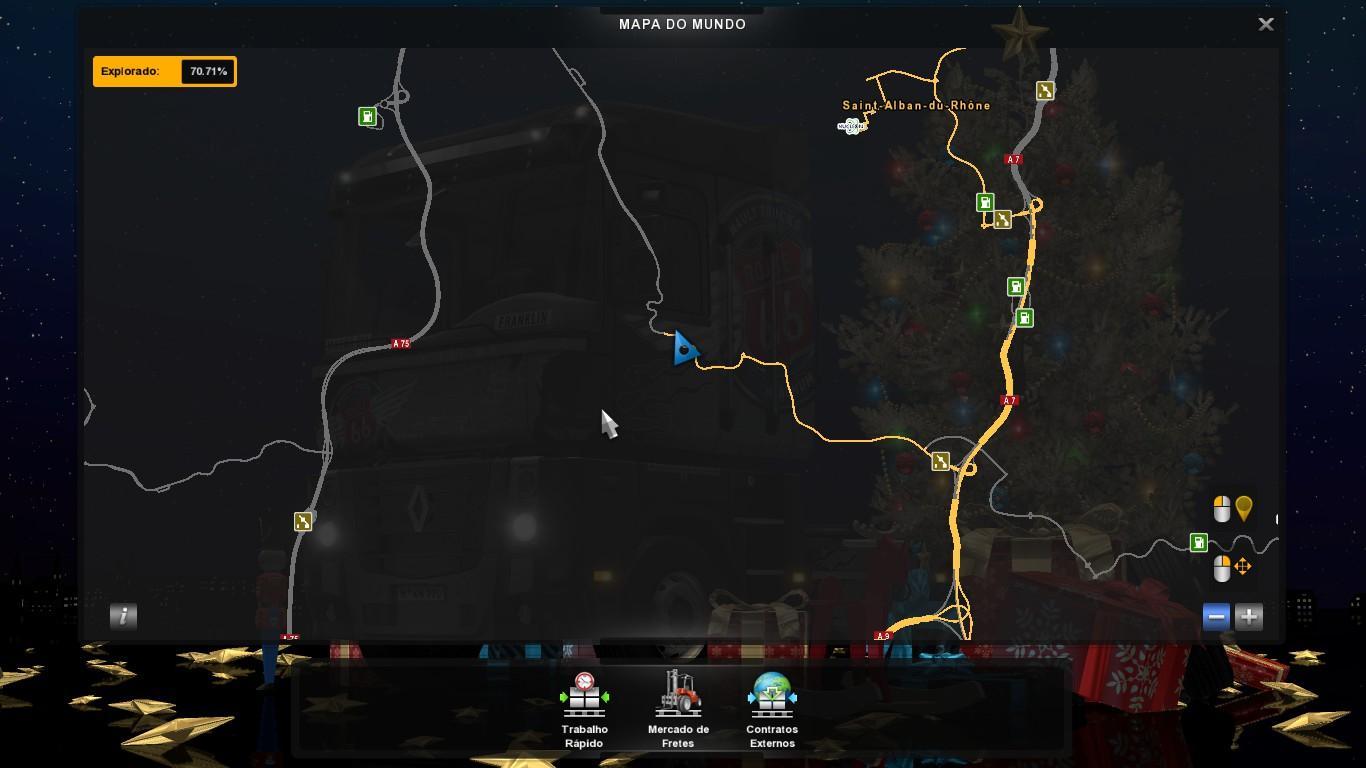 Guia de Conquistas para Euro Truck Simulator 2 – DLC Vive La France! 18