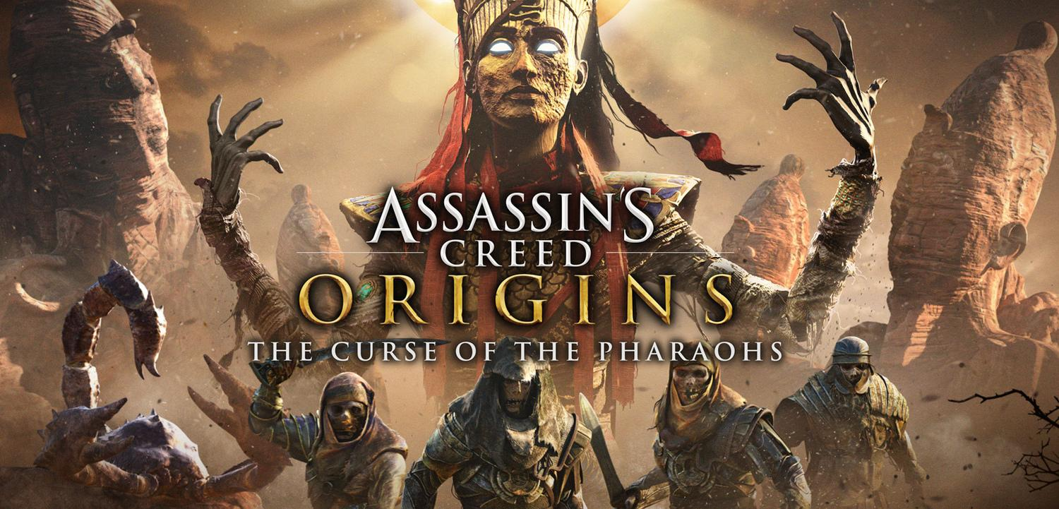 F.A.Q. Assassin's Creed Origins: A maldição dos Faraós