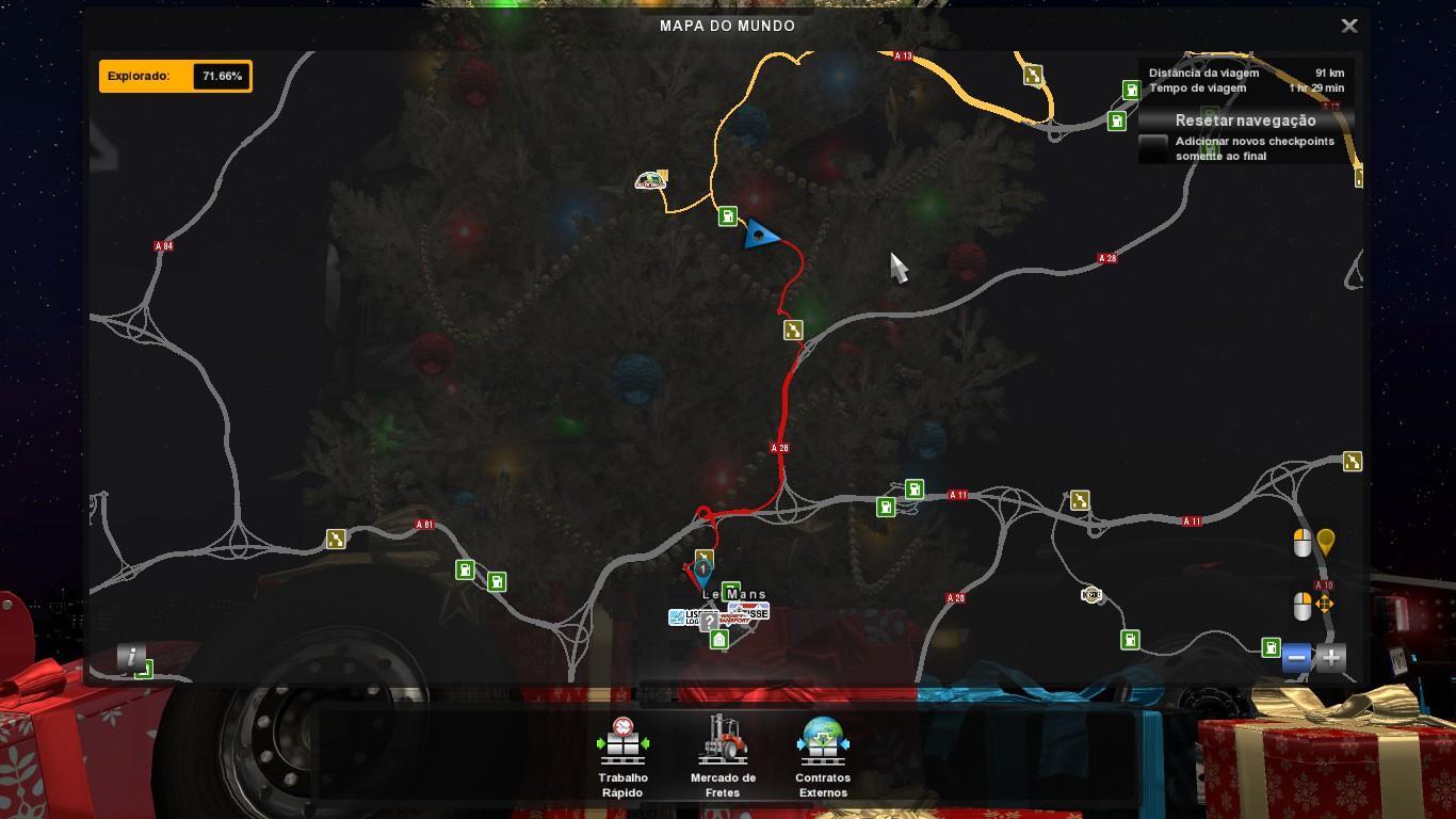 Guia de Conquistas para Euro Truck Simulator 2 – DLC Vive La France! 16
