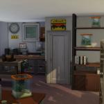 Abrigo de jardim para The Sims 4 (todas as plantas do jogo) 8