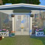 Abrigo de jardim para The Sims 4 (todas as plantas do jogo) 7