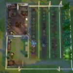 Abrigo de jardim para The Sims 4 (todas as plantas do jogo) 6