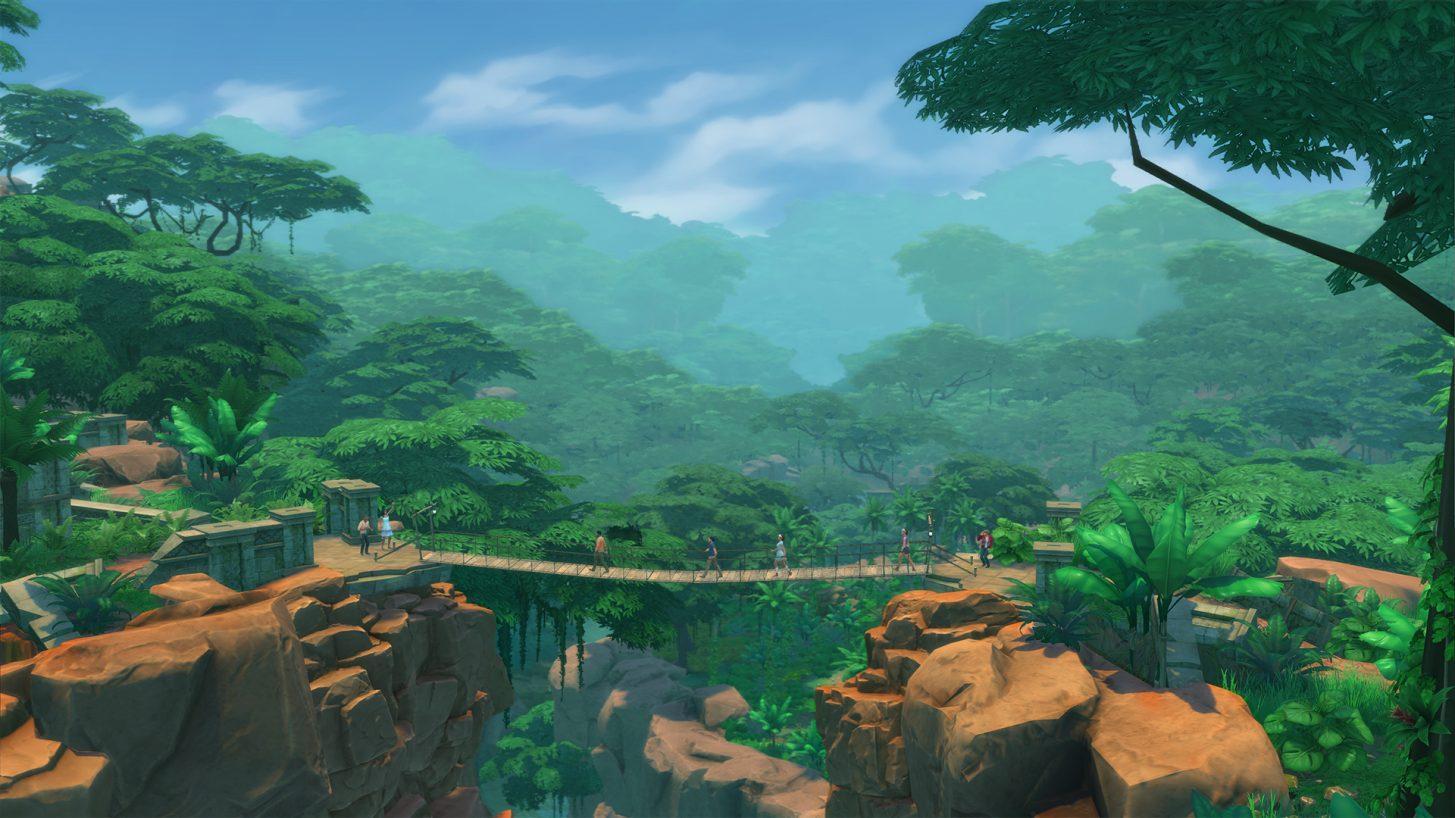 Aventuras na Selva: Um dia na vida