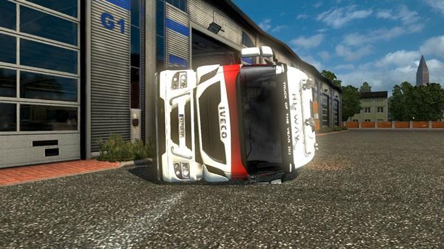 Mod No Damage (Sem danos) para Euro Truck Simulator 2