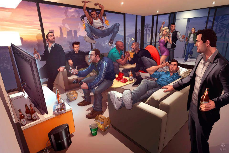 Como se dar bem e subir de nível rápido no GTA 5 Online 15