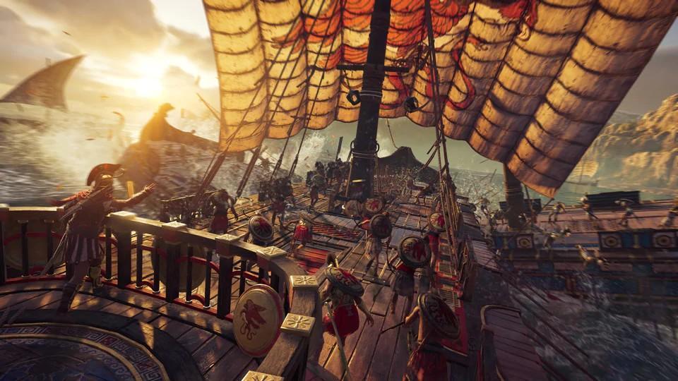 Assassin's Creed Odyssey - Informações e Primeiras Impressões 104
