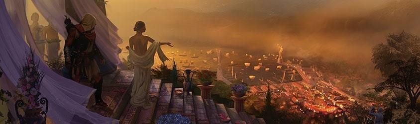 Assassin's Creed Odyssey - Informações e Primeiras Impressões 92