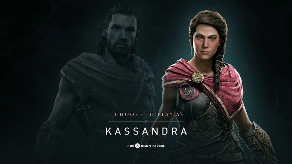 Assassin's Creed Odyssey - Informações e Primeiras Impressões 103