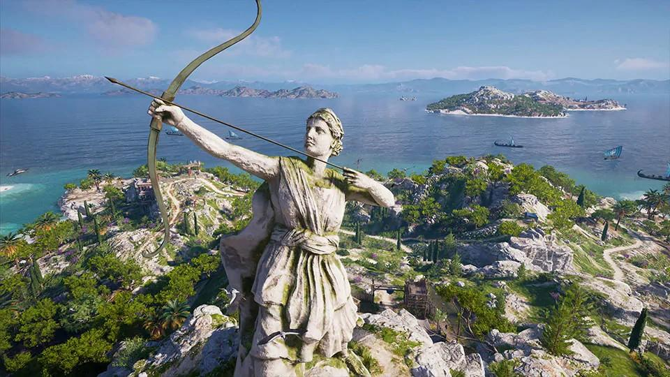 Assassin's Creed Odyssey - Informações e Primeiras Impressões 98